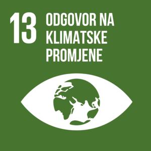 Poduzeti hitne akcije u suzbijanju klimatskih promjena i njihovih posljedica