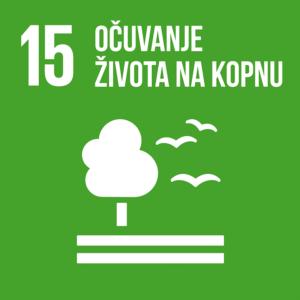 Održivo upravljati šumama, suzbiti dezertifikaciju, zaustaviti i preokrenuti degradaciju zemljišta i spriječiti daljnji gubitak biološke raznolikosti